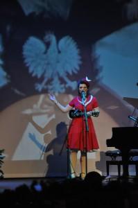 Koncert Katy Carr / Fot. Magdalena Czubińska