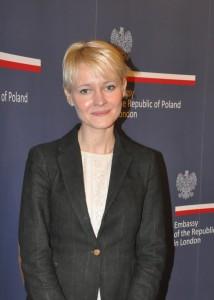 Ewa Sadowska / Fot. Magdalena Czubińska