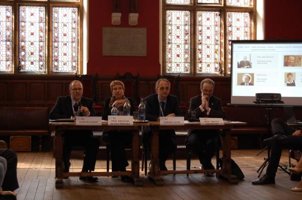 W panelu politycznym zabrakło Jarosława Gowina / fot. Magdalena Grzymkowska