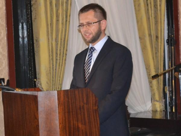 Powstańczą epopeję przedstawił dr Mirosław Surdej / Fot. Archiwum autora